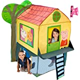 Peppa Pig Tree House Play Tent Standard