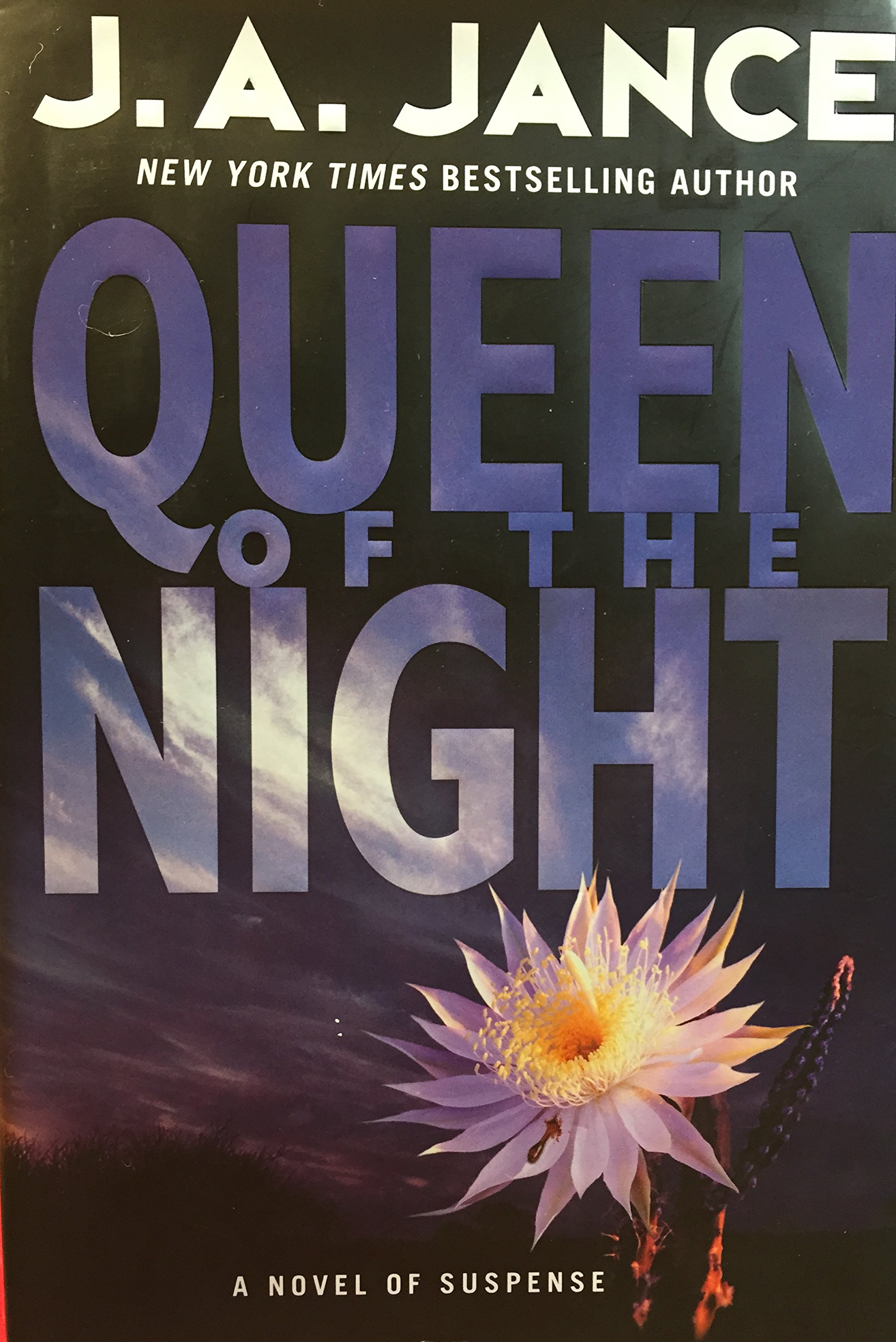 Read Online {Queen of the Night}QUEEN OF THE NIGHT BY JANCE, J. A.[Hardcover]on 01 Aug -2010 pdf