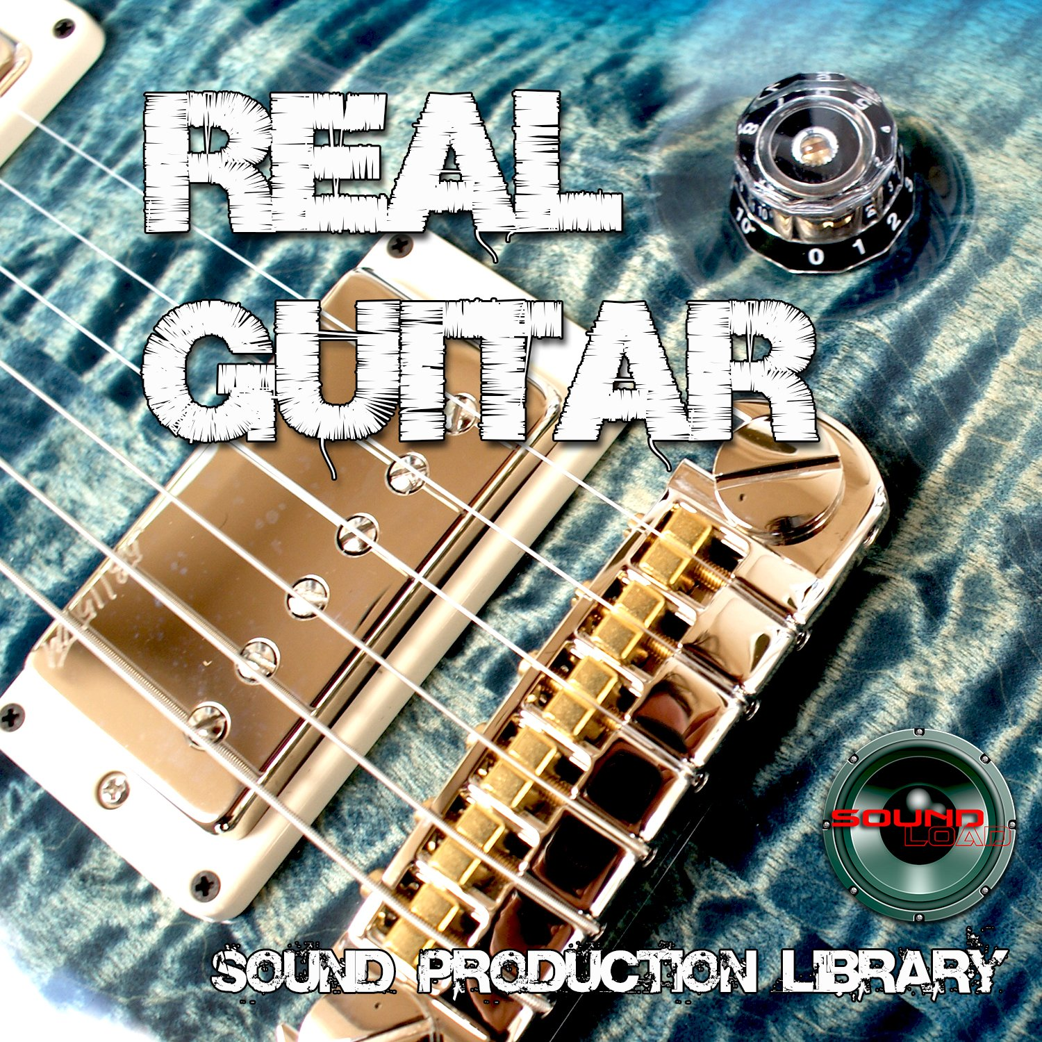 Electric Guitar Real - HUGE Unique Original 24bit Multy-Layer Samples/Loops/Grooves Library on DVD or download by SoundLoad