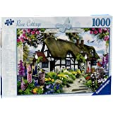 Ravensburger Country Cottage Collection No.1 - Rose Cottage, 1000pc Jigsaw Puzzle