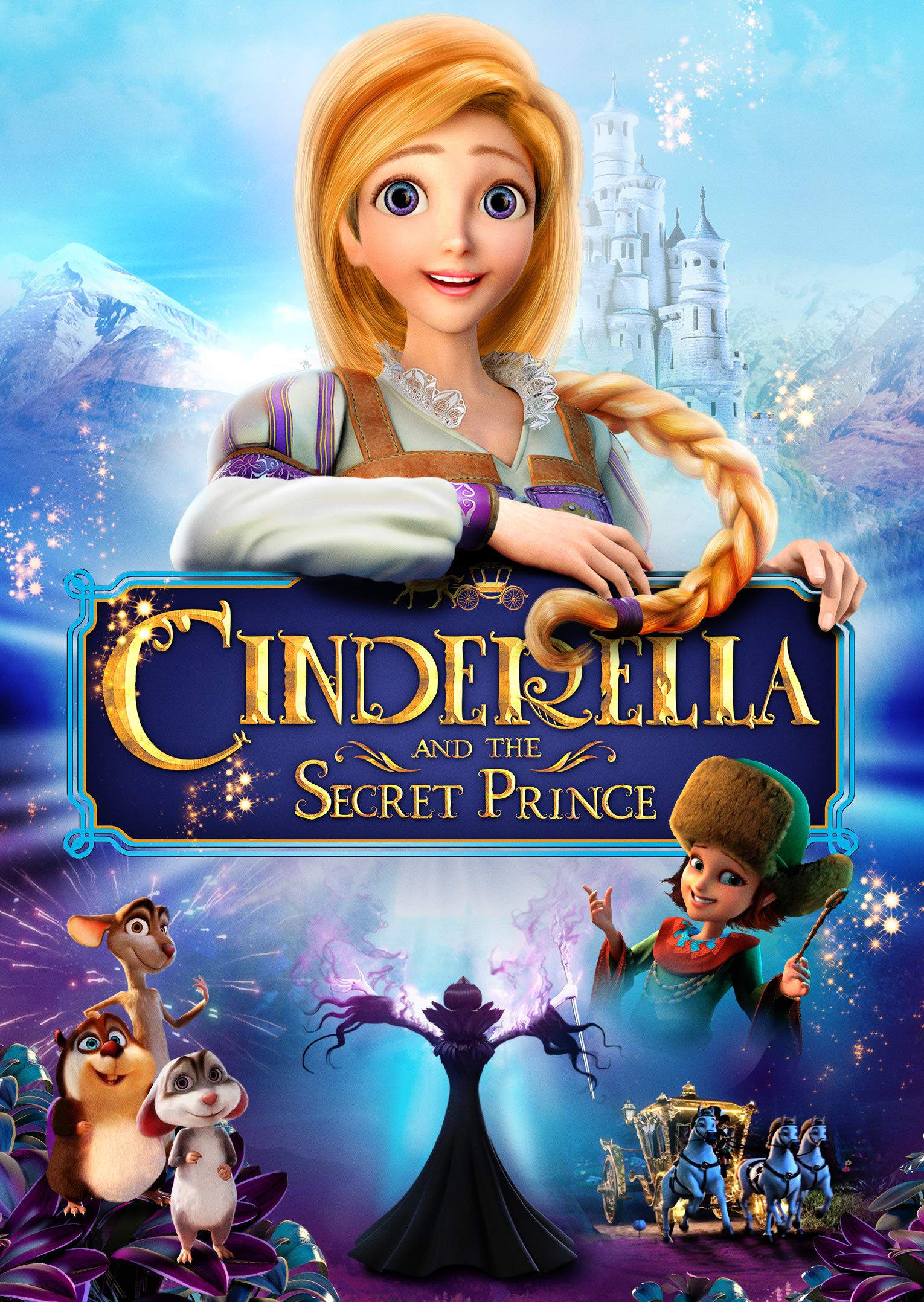 Book Cover: Cinderella and the Secret Prince
