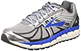 Brooks Men's Beast '16 Running Shoe Silver/Electric