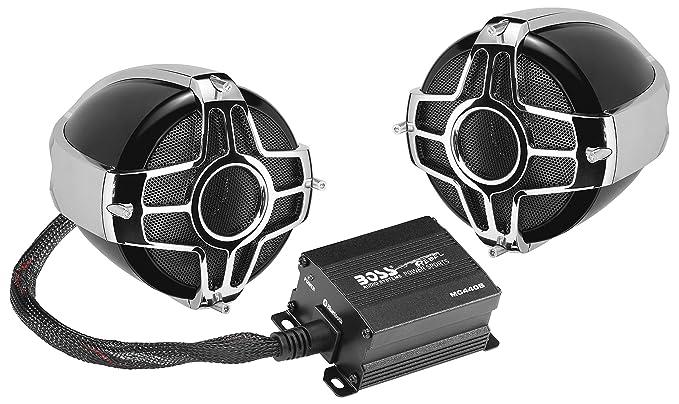 amazon com boss audio mc440b bluetooth weatherproof speaker and rh amazon com