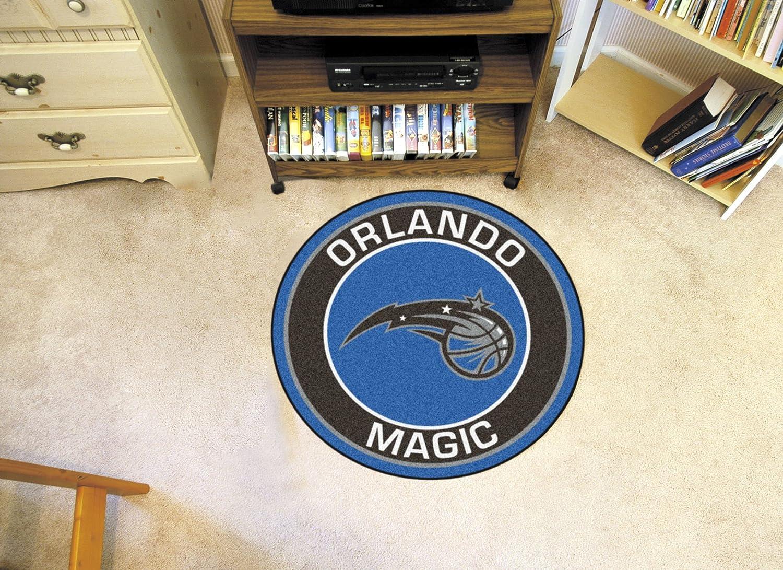 FANMATS 18847 NBA Orlando Magic Roundel Mat