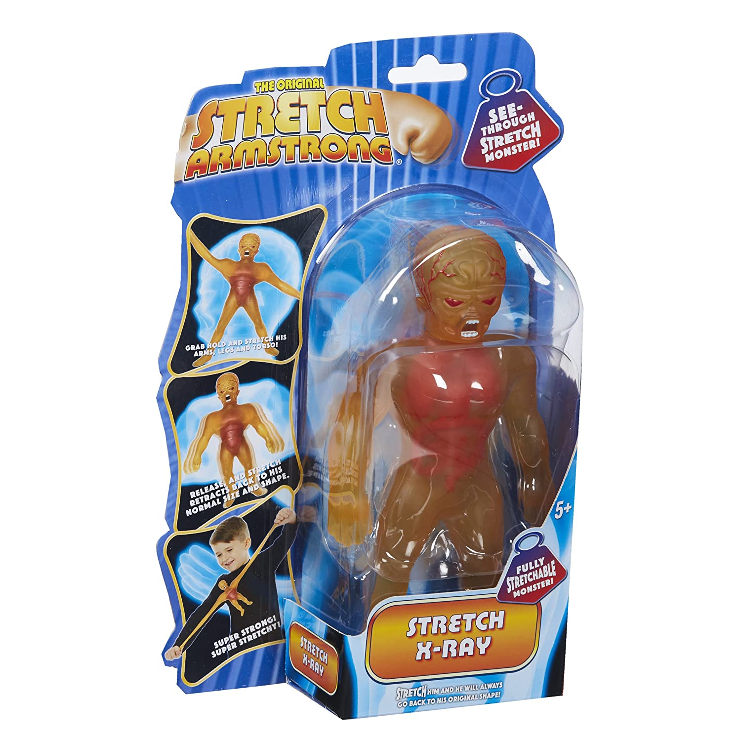 Mini Stretch Armstrong SONIC THE HEDGEHOG