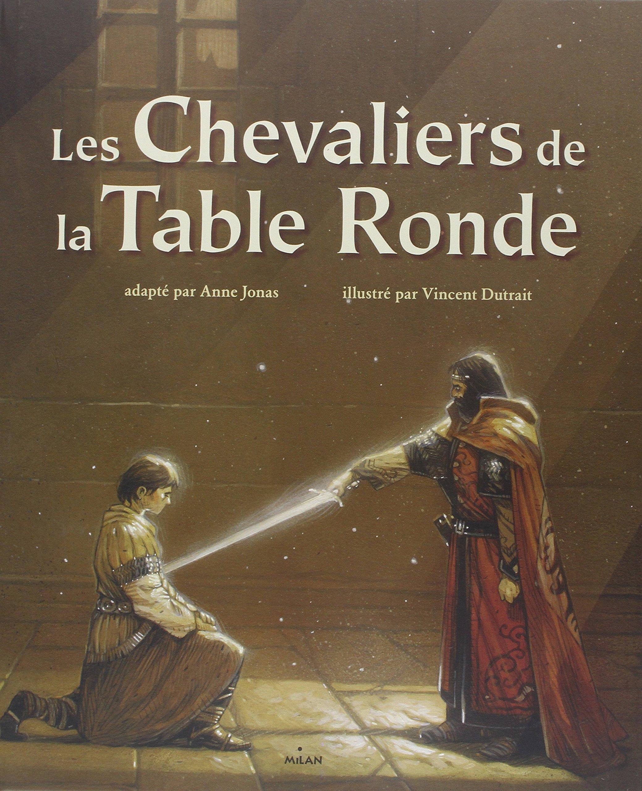 Amazon Fr Les Chevaliers De La Table Ronde Jonas Ann Dutrait