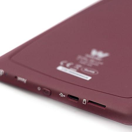 Woxter Scriba 195 Red E-Book - Lector de libros electrónicos 6 ...