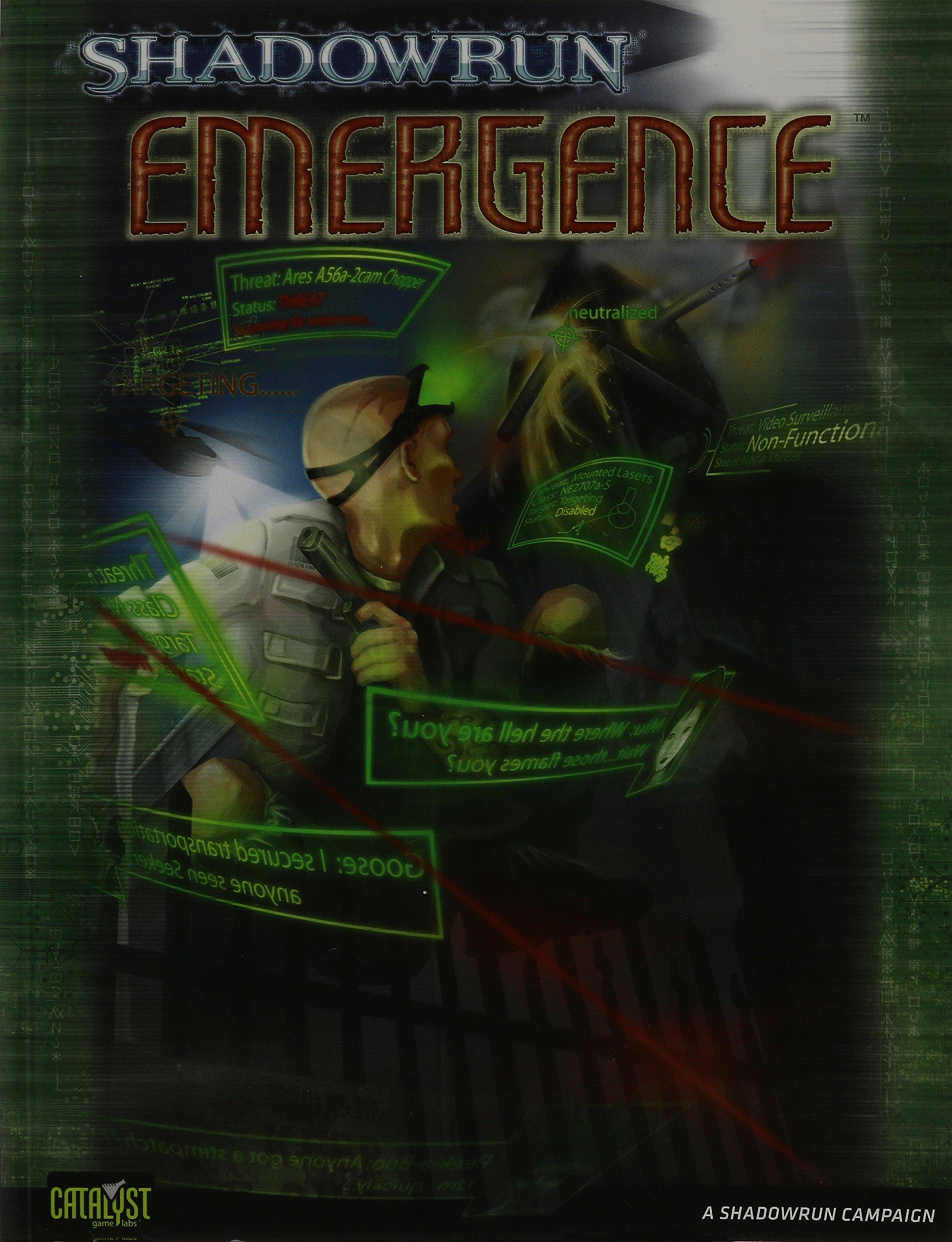 Shadowrun Emergence (Shadowrun (Catalyst))