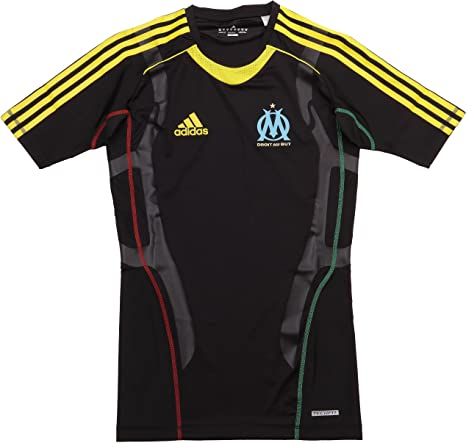 adidas OM F50 TRG J TF OM Techfit-Camiseta de fútbol de ...