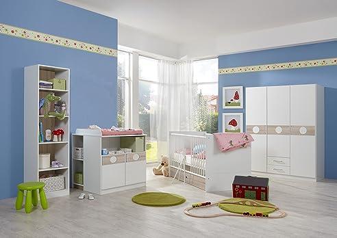 Babyzimmer komplett  Babyzimmer Komplett Set