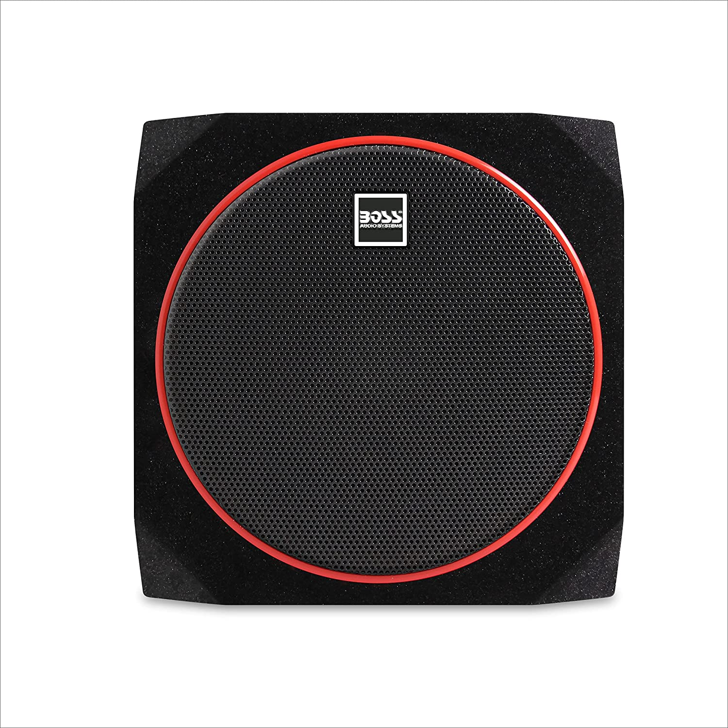 BOSS Audio Systems CUBE10 Car Subwoofer and Amp Package