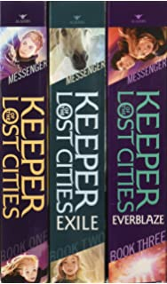 Lodestar keeper of the lost cities shannon messenger keeper of the lost cities collection books 1 3 keeper of the lost cities fandeluxe Choice Image