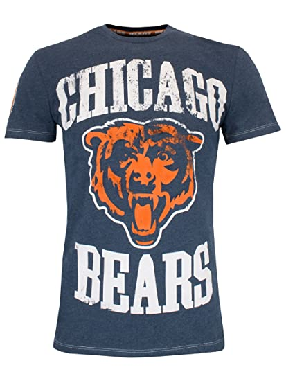 Chicago Bears - Camiseta para hombre NFL - Talla Small: Amazon.es: Libros