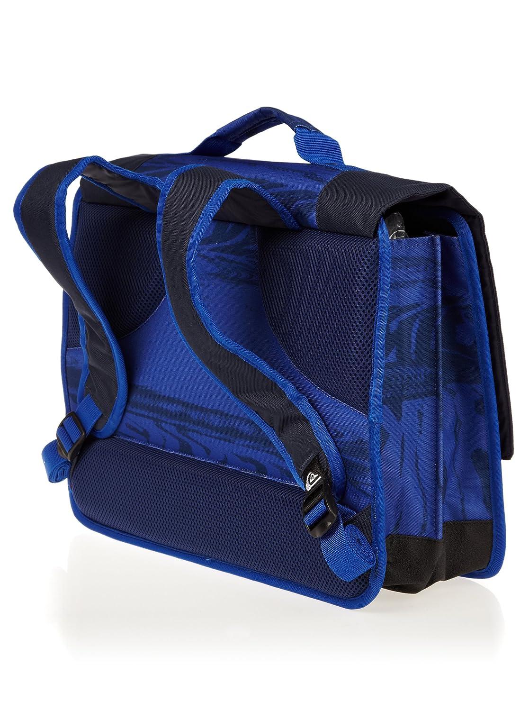 Quiksilver KPBBA021-UTM-TU Buckner - Mochila escolar (40 x 30 x 15 cm), color azul marino: Amazon.es: Equipaje