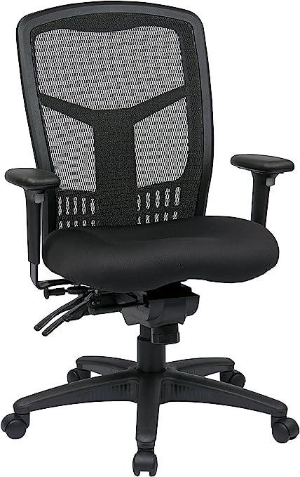 Office Star High Back ProGrid Back FreeFlex Seat