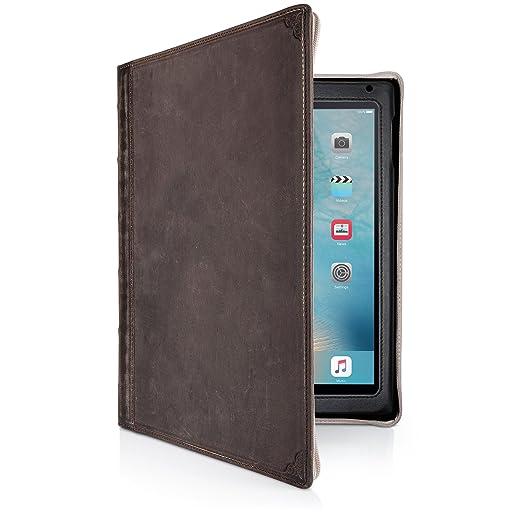 3 opinioni per Twelve South Bookbook Custodia Protettiva per iPad Air 2, Marrone