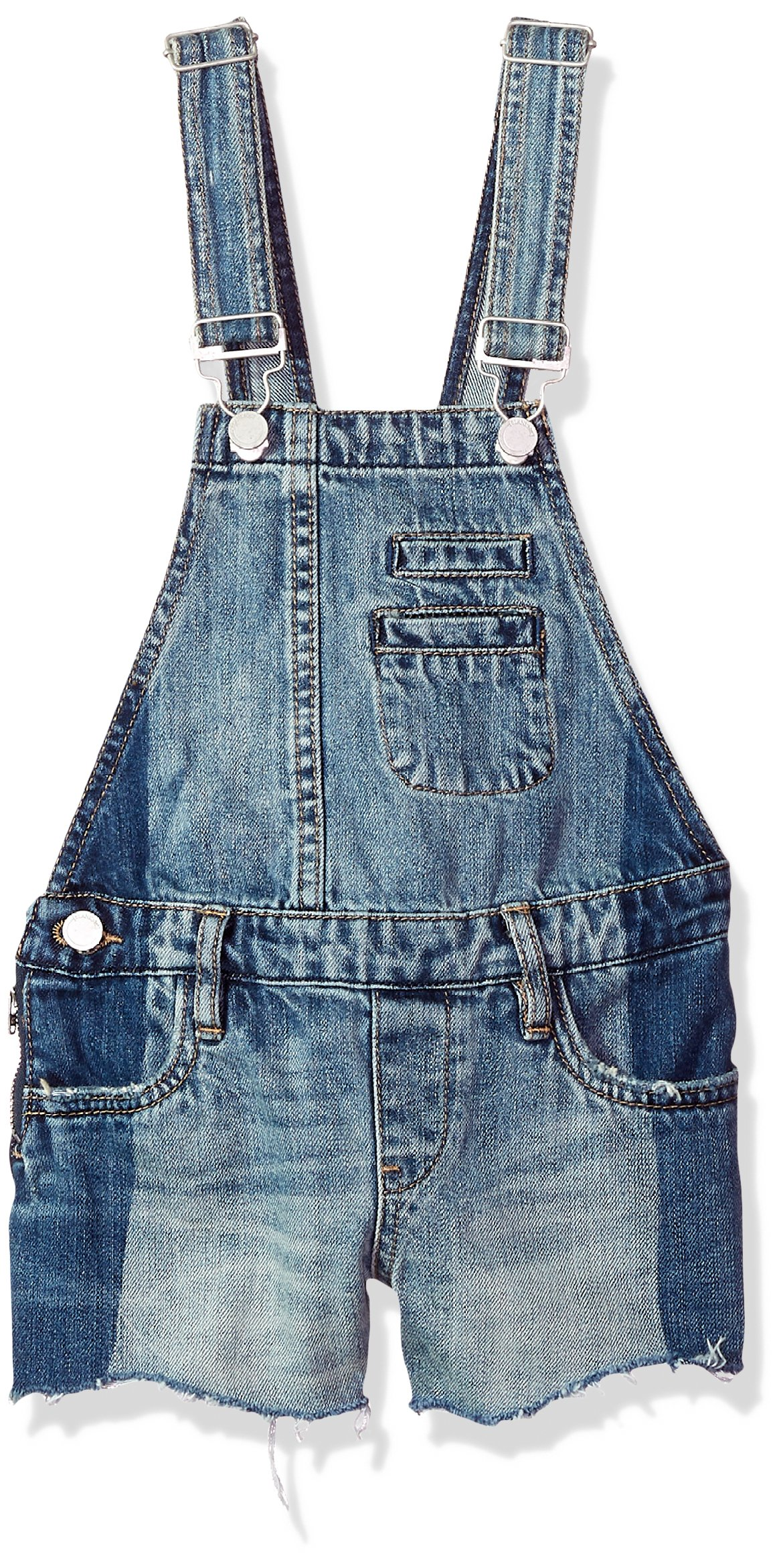[BLANKNYC] Big Girl's Shortalls Pants, Funny Bone, 12