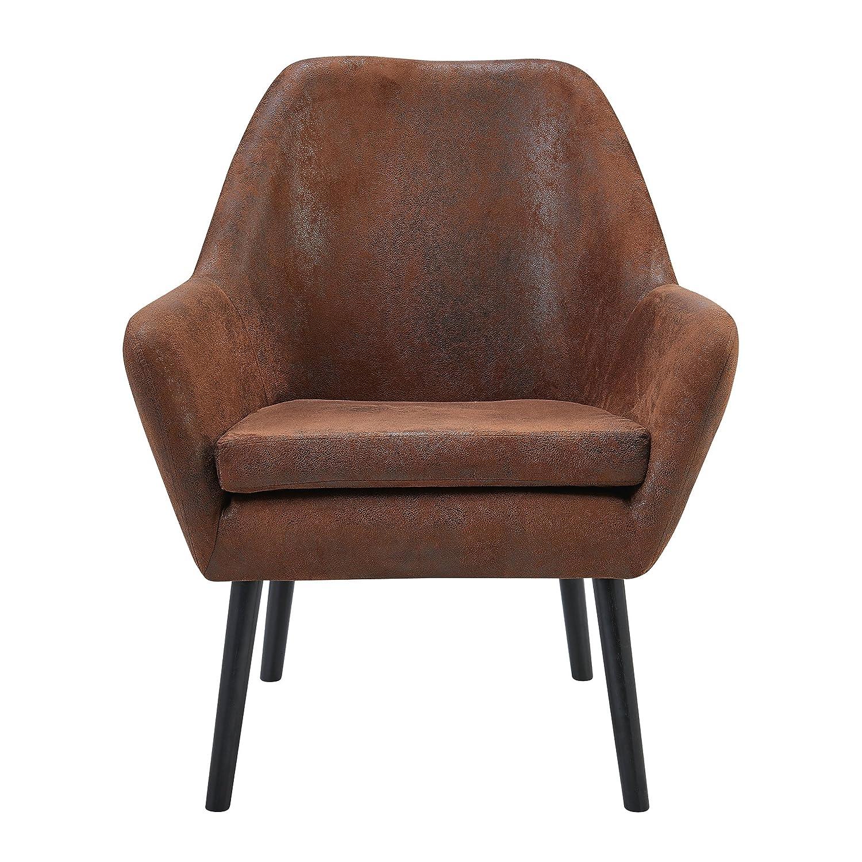 Teal//Honey Oak Versanora VNF-00033T Divano Sofa