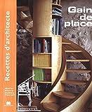 Recettes d'architecte - Gain de place