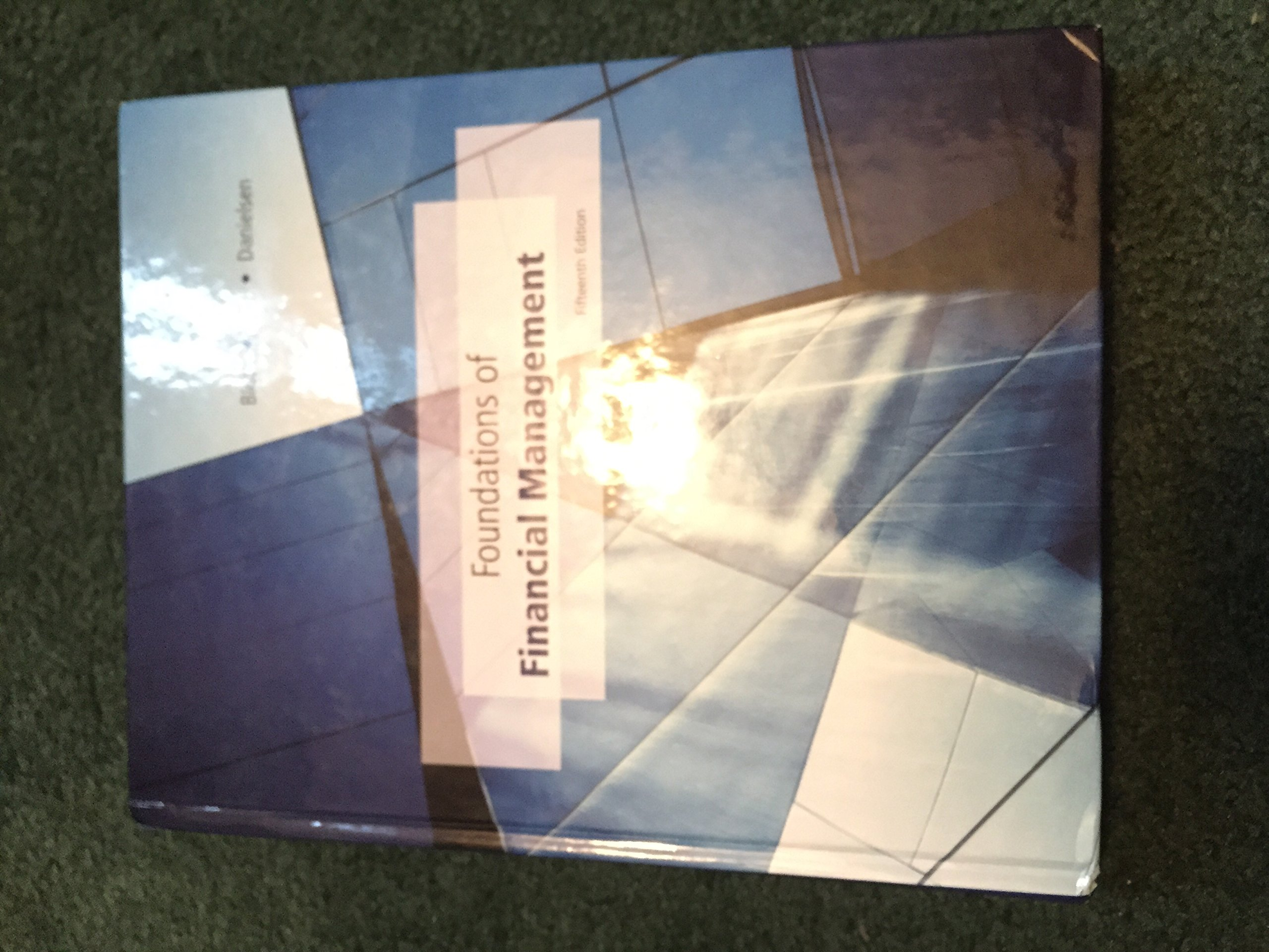 Foundations of financial management 15th edition stanley b block foundations of financial management 15th edition stanley b block geoffrey a hirt bartley r danielsen 9780077861612 amazon books fandeluxe Gallery