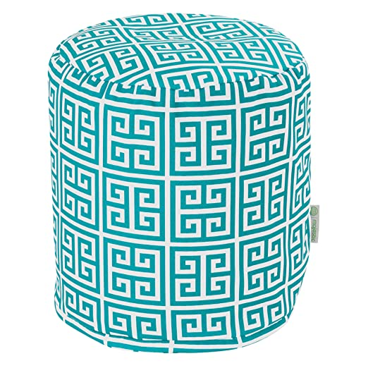 Amazon.com: Majestic Home Goods Pacífico Torres Pouf ...