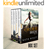 Mail Order Bride: Box Set #2: Inspirational Pioneer Romance (Historical Tales of Western Brides Box Set Series)