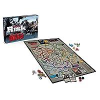 Winning Moves 0961 - Risk The Walking Dead - Version Française