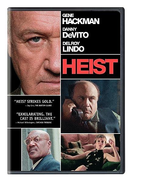 Amazon.com: Heist: Gene Hackman, Danny DeVito, Delroy Lindo ...