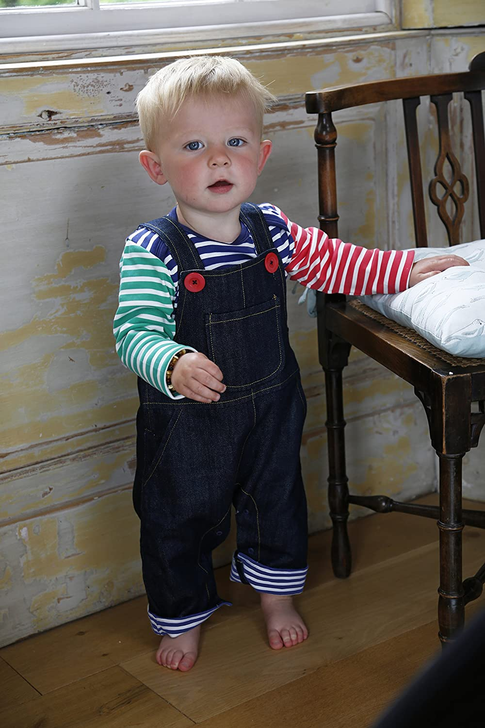 Piccalilly Denim Dungarees