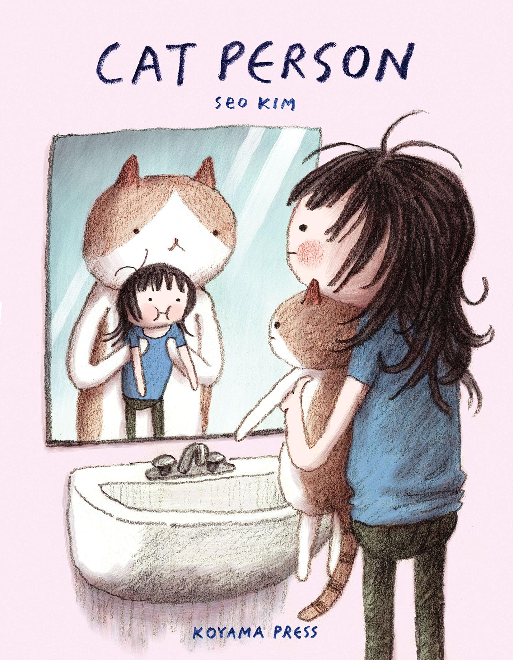 Cat Person  Seo Kim  9781927668054  Amazon.com  Books 341483062