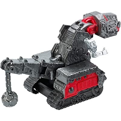 Mattel Dinotrux Die-Cast Armored TY Vehicle: Toys & Games