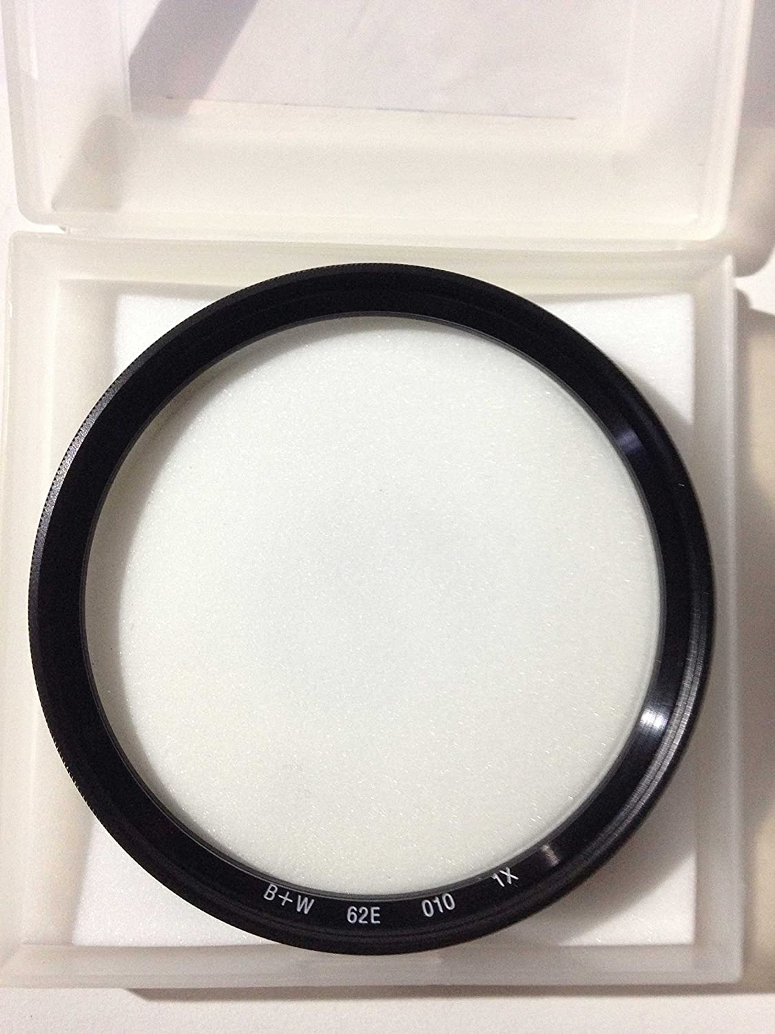 B+W 62mm UV 010 Filter New F-PRO Made in Germany