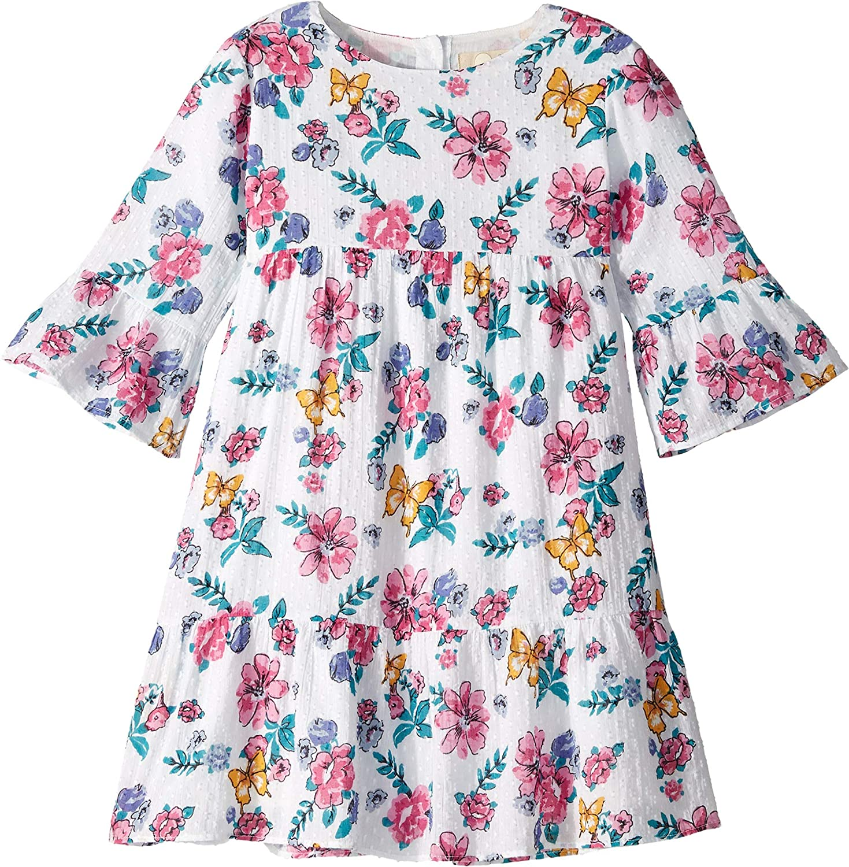 091a48c54 Amazon.com: Peek... Baby Girl's Leila Dress (Toddler/Little Kids/Big ...