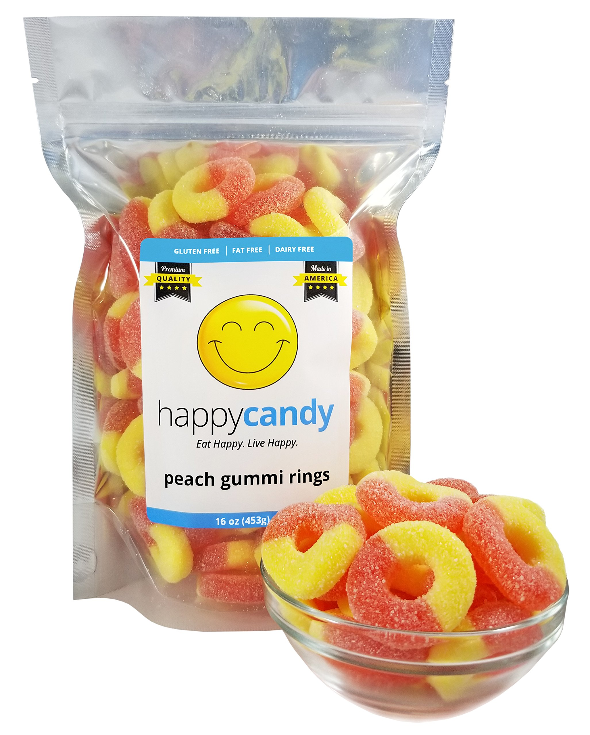 free happy gummi gluten com fat dairy resealable green rings dp peach amazon candy apple
