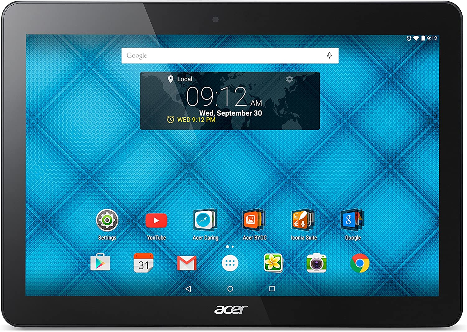 "Acer Iconia One 10 NT.LB6AA.001;B3-A10-K3BF 10.1"" 16 GB Tablet"