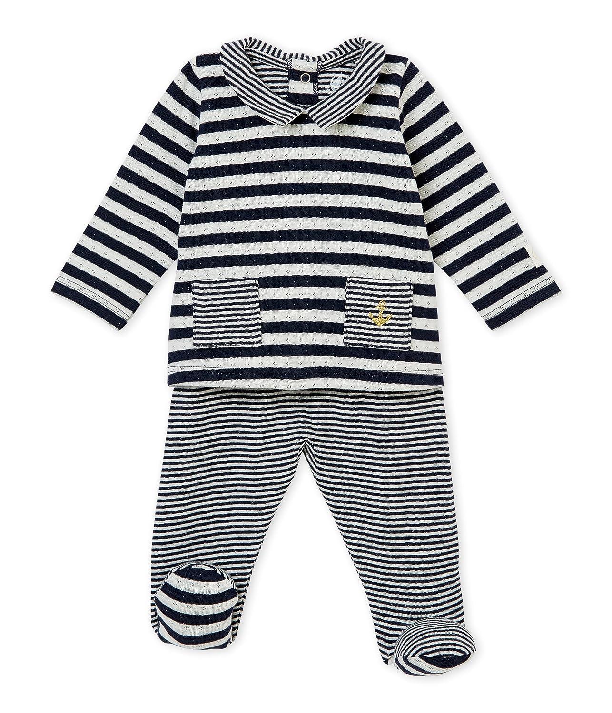 Petit Bateau Unisex Baby Strampler 4408701