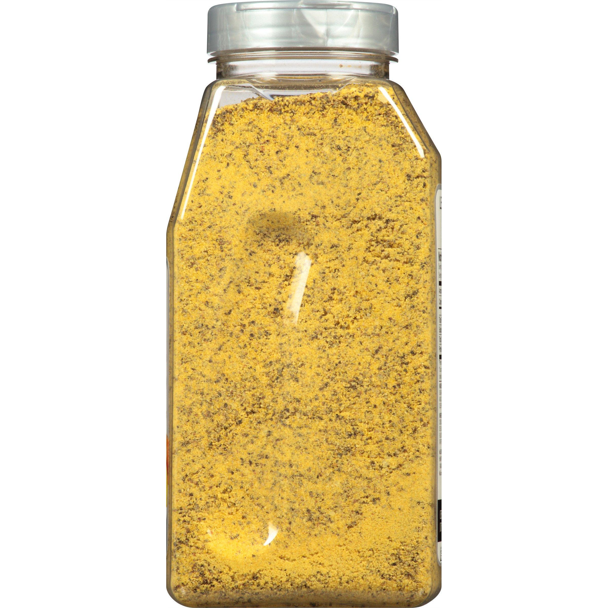 McCormick Culinary Lemon & Pepper Seasoning Salt, 28 oz by McCormick (Image #5)