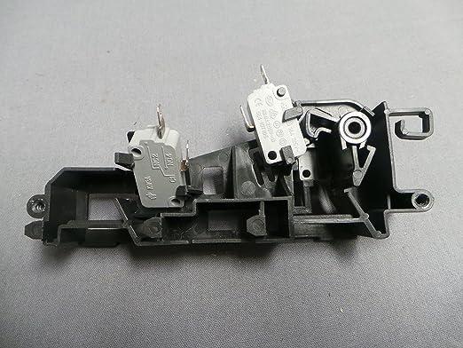 Sunbeam 25092203451 microondas interruptor soporte w/interruptores ...
