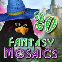 Fantasy Mosaics 20: Castle of Puzzles
