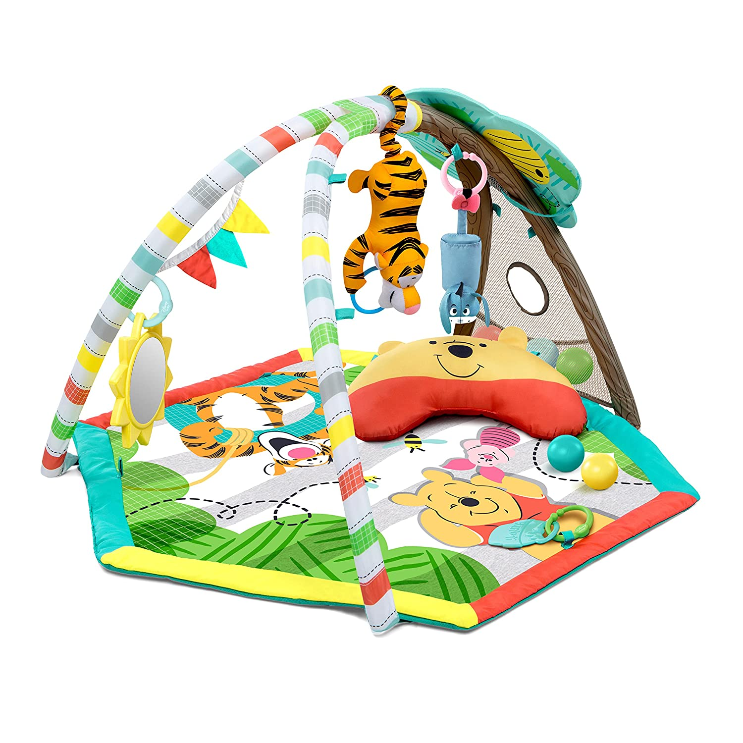 Disney Baby Winnie The Pooh Happy As Can Bee Activity