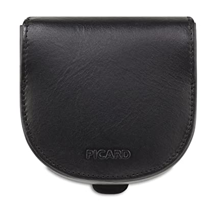 Picard Apache Monedero piel 9 cm negro: Amazon.es: Equipaje