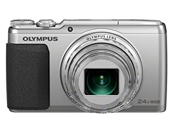 Amazon.com: Olympus v107050u000 Stylus sh-50mr cámara ...