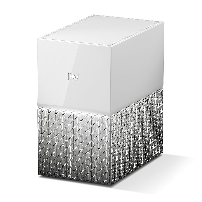 WD 4TB My Cloud Home Duo Personal Cloud Storage - Dual Drive -  WDBMUT0040JWT-NESN