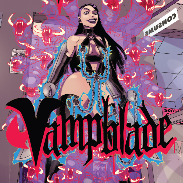 Vampblade (Collections) (4 Book Series)