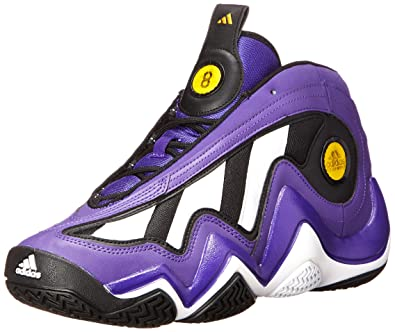 adidas Crazy 97 Mens in Regal Purple/White/Gold