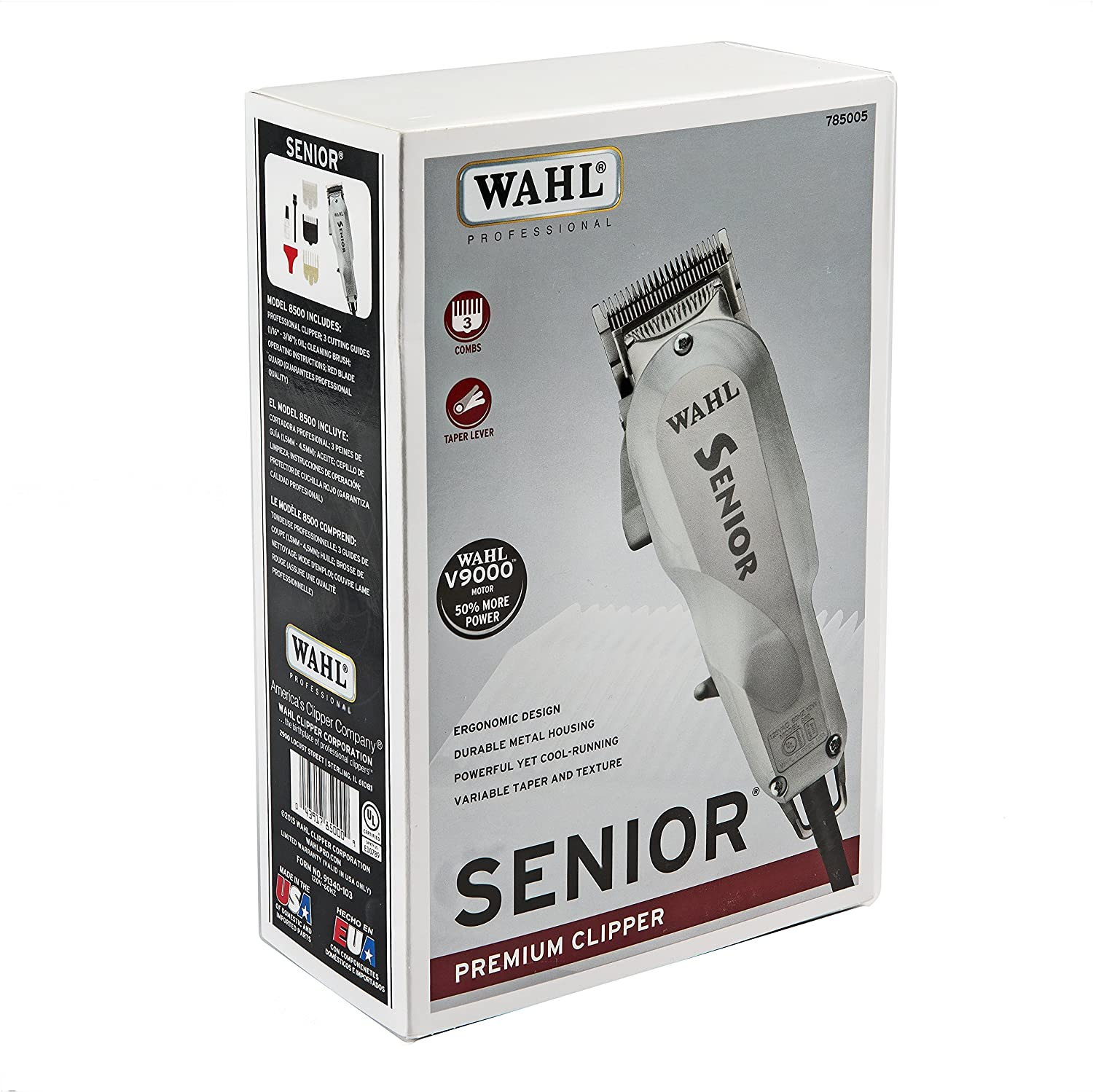 Wahl 8500 Professional Senior Premium Clipper
