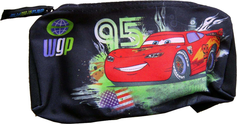 Cars United Label baguni002 2 - Estuche con diseño de Rayo Mcqueen: Amazon.es: Juguetes y juegos