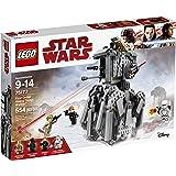 LEGO Star Wars First Order Heavy Scout Walker 75177 Building Kit (554 Piece)