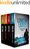 London Large Crime Thriller Series: Books 1-3 plus six short stories
