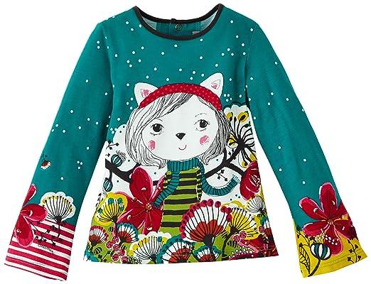 Bébé & Puériculture Shirt Bébé Fille Catimini T Bébé fille 0